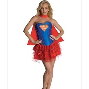 Supergirl Halloween costume size M